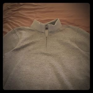 Pullover / quarter zip